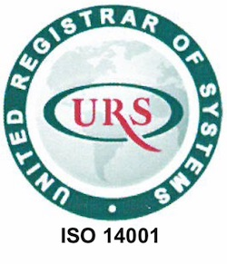 ISO certifikace 14001