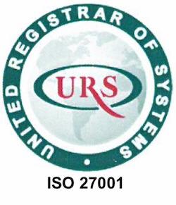 ISO certifikace 27001